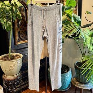 PINK Victoria's Secret boyfriend embroidered pant